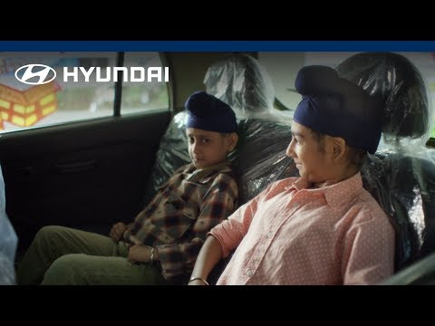 Ad Hyundai Brilliant moments .. Campaign by Shahrukh khan