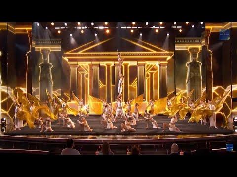 Viaja Al Antiguo Egipto Con Esta Danza