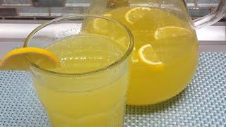 ОЧЕНЬ ВКУСНЫЙ ДОМАШНИЙ ЛИМОНАД  / Рецепт домашнего лимонада
