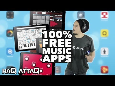 25 FREE Music Making Apps for iOS   NO IAP - haQ attaQ — Audiobus Forum