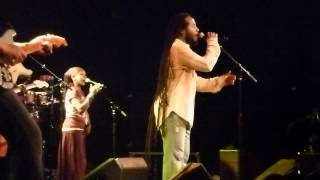 """Ziggy Marley Live """"Black Cat"""" at The Orange Peel in Asheville NC on 4/29/2012"""