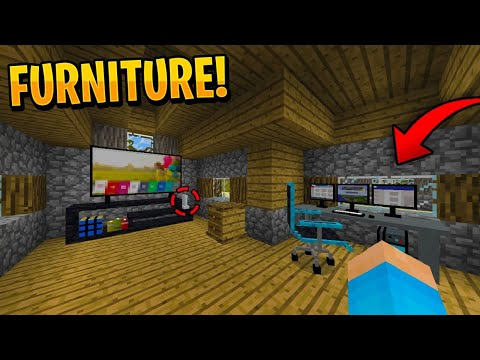 mp4 Decoration Addon Minecraft, download Decoration Addon Minecraft video klip Decoration Addon Minecraft