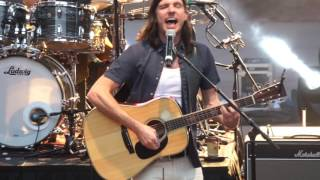 "Avett Brothers ""Scar on Sky"" Red Rocks Amphitheater, CO 07.09.17 Nt 3"