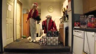 Buddy Katz as Buddy Jackson Jackson 5 Christmas Medley