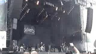 Donots  we got the noise @ greenfield festival CH