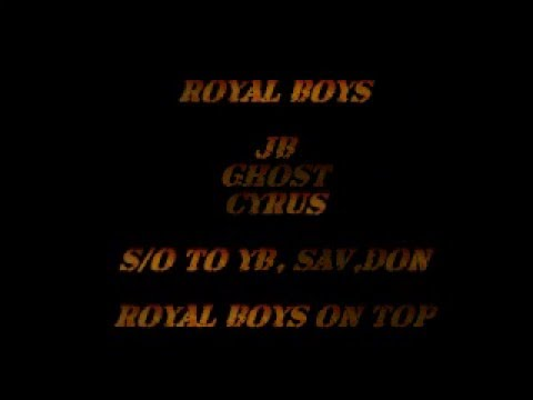 Royal Boys- Dont kno bout it