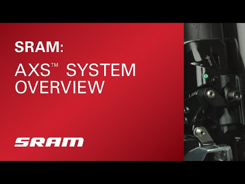 SRAM AXS™ System Overview