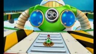 Super Mario Galaxy 2 - Second Bowser Jr. Battle (Megahammer)