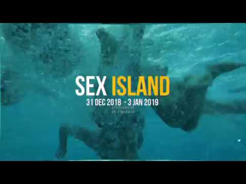 Sex Island New Year's Event.