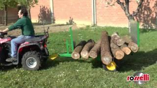 """Rimorchio Per Quad / ATV """"Express 500 """"  - Rosselli Snc"""