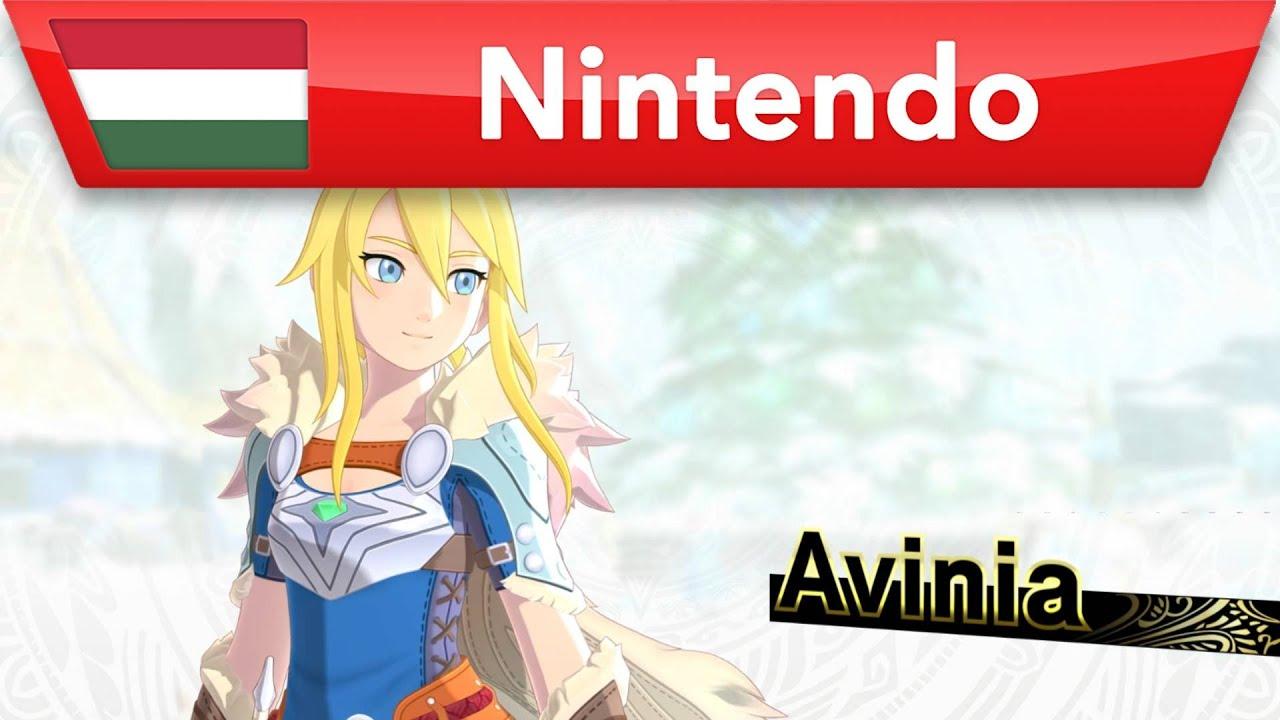 Monster Hunter Stories 2: Wings of Ruin – Avinia | Nintendo Switch