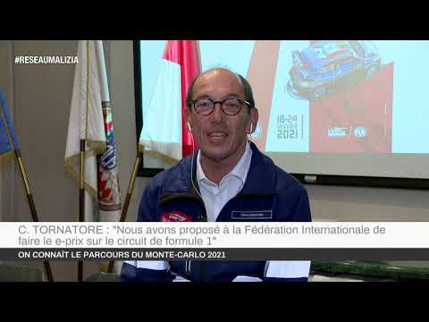 Sport: the route of the 2021 Monte-Carlo Rally is announced