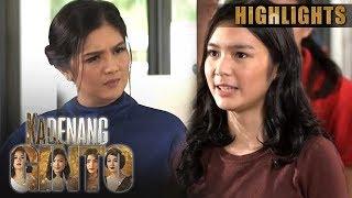 Cassie, isinuplong sa mga pulis si Daniela   Kadenang Ginto (With Eng Subs)