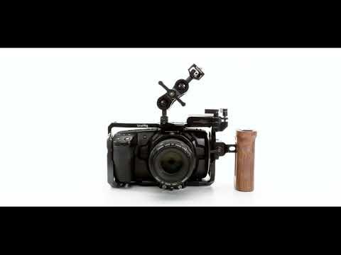 SmallRig Cage pentru camera de filmare Blackmagic Pocket Cinema 4K