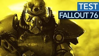 Bethesdas ambitionierter Fehlschlag - Fallout 76 im Test / Review