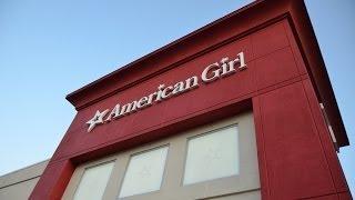 American Girl Store Washington D.C. Holiday Tour (Part 1)