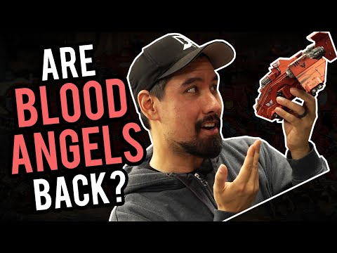Are Blood Angels Back?