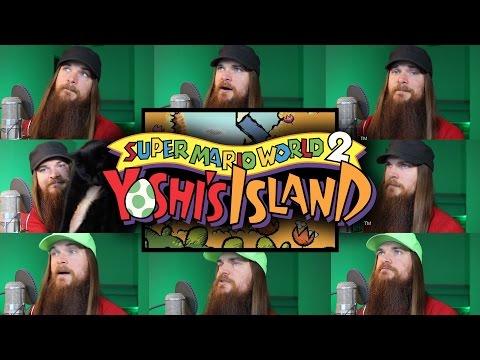 That Beardy Guy Sings That Yoshi's Island Song
