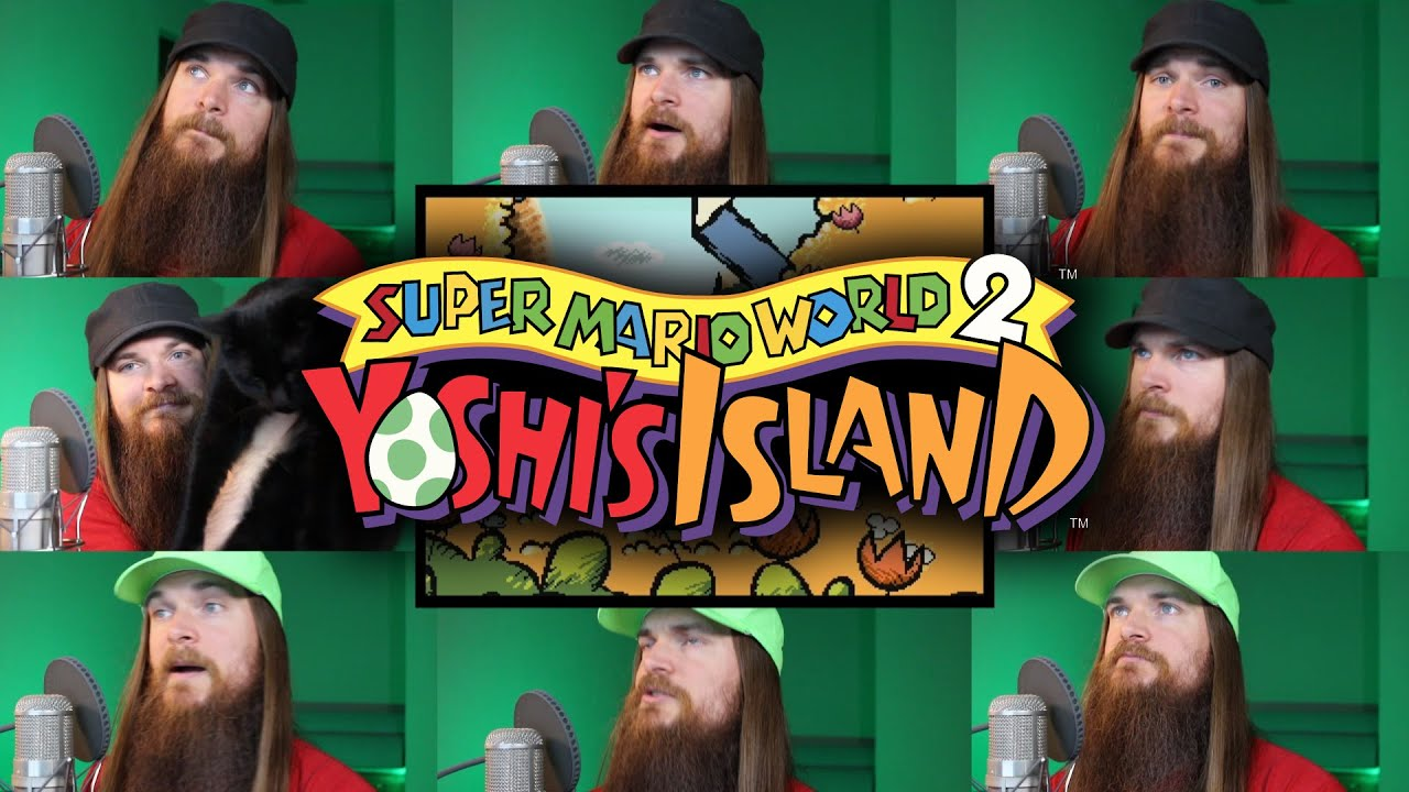 That Beardy Guy Sings That Yoshi's Island Song