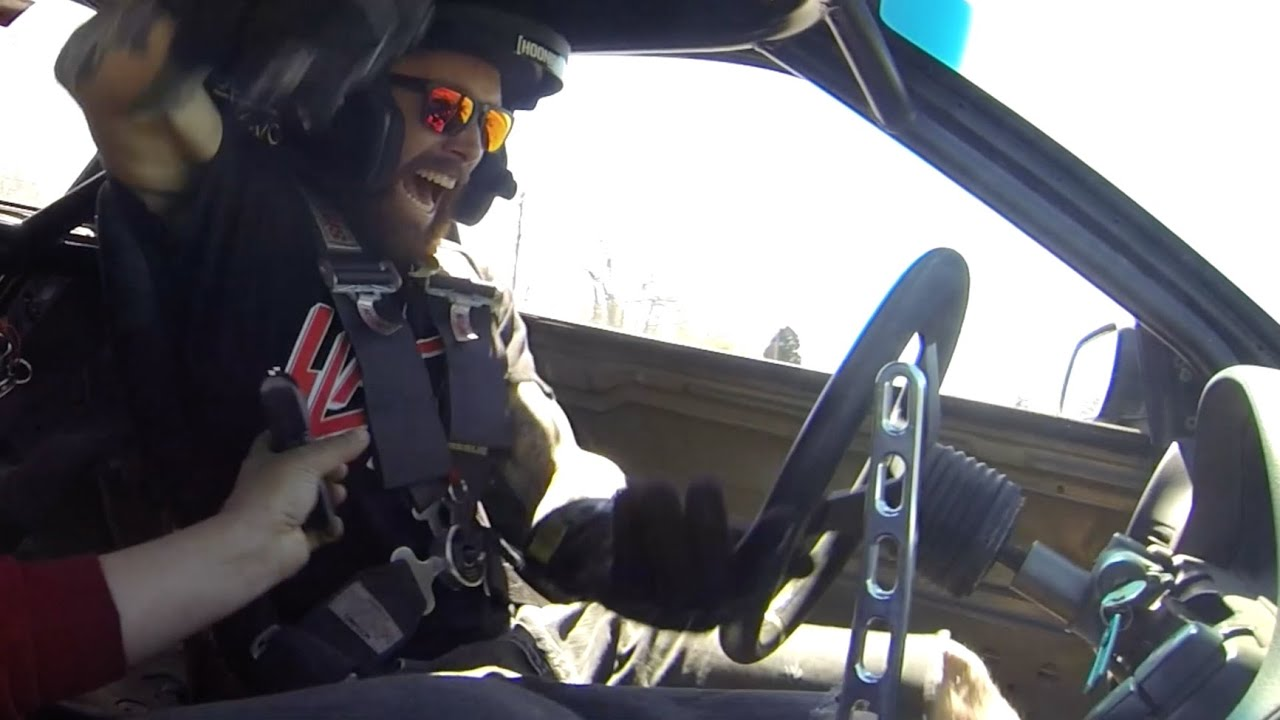 Can You Drift A Car While Being Tased?