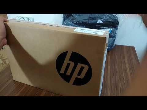 unboxing laptop HP14-bs003TU