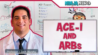 Hypertension Treatment | ACEs & ARBs: Antihypertensives