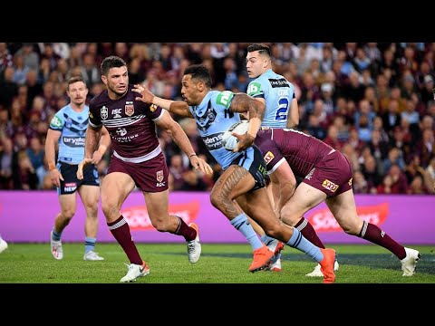 Qld wins State of Origin Game One, beating NSW 18-14