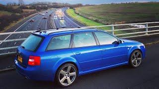 Audi RS 6 (C5) 2002 - 2005