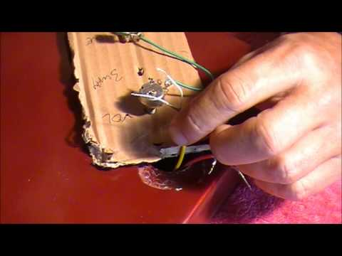 SOLDERING PICK-UPS TO AN EX-1 (PART 2)