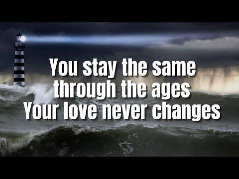 Your Love Never Fails | Jesus Culture