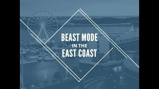 Beast Mode in the East Coast (October 2017)