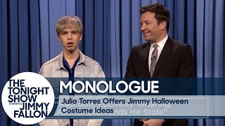 Julio Torres Offers Jimmy Halloween Costume Ideas