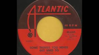 LITTLE ESTHER PHILLIPS - SOME THINGS YOU NEVER GET USED TO - ATLANTIC 45 2265