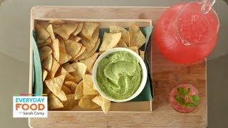 Creamy Avocado Dip - Everyday Food With Sarah Carey