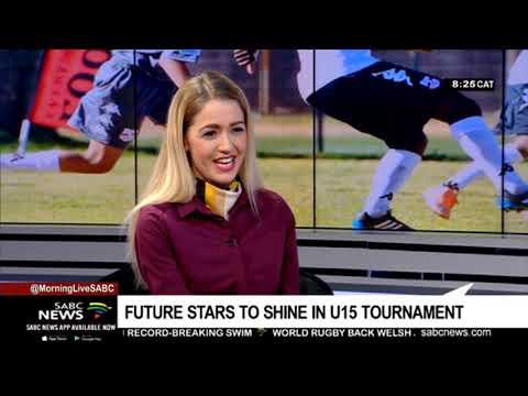 Future stars to shine in u15 tournament