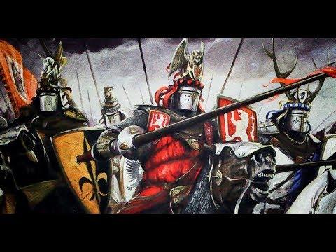 Warhammer LORE -  Království Bretonnia