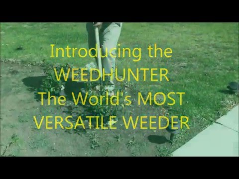 Weedhunter Introduction