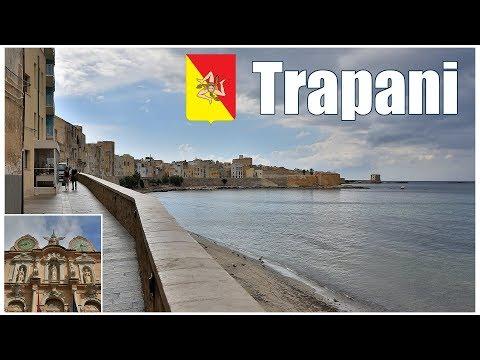 Сицилия, фильм - 7:  Trapani - Sicily, the film - 7