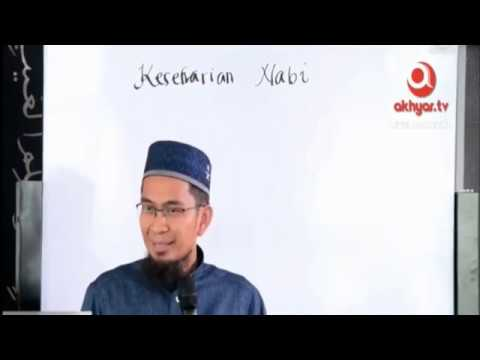Keseharian Nabi Assunnah An Nabawiyah Ustadz Adi Hidayat, Lc  MA
