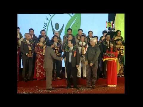 Video trực tiếp lễ trao giải thưởng Lê Hữu Trác