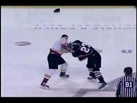 Nick Kemp vs Steven Oleksy