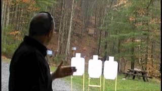 Multiple Projectile Ammunition, 45 Long Colt, Target / Impact Test Results