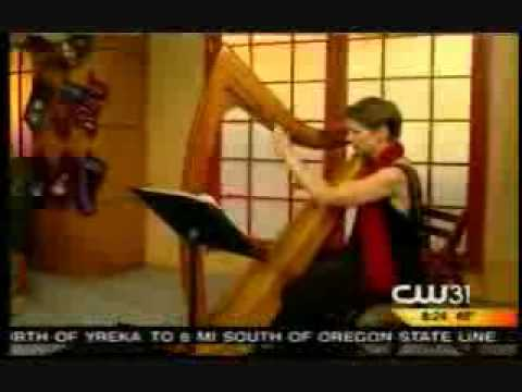 Harpist Anne Roos plays Led Zeppelin on the harp, and she'll teach you how to play cool music, too!