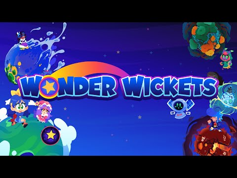 Wonder Wickets Gameplay Trailer 2 thumbnail