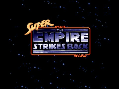 SNES Longplay [152] Super Star Wars: The Empire Strikes Back
