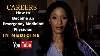 How to Become an Emergency Medicine Physician   Life as a Lawyer (JD) and Doctor (MD)