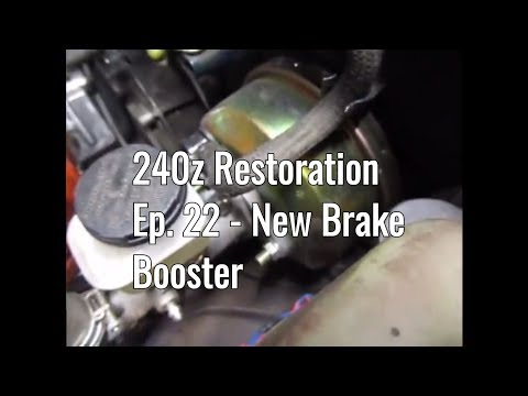 How To Install 240z 280z Front Wilwood Brake Upgrade Silver