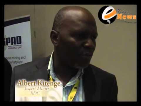 Mining Indaba 2013: Analyse d'un expert minier dans les affaires sociales sur la RDC