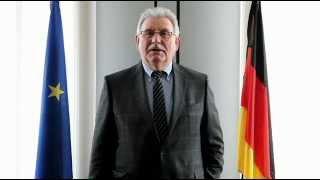 Werner Langen - Europäisches Parlament - EVP Fraktion