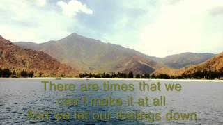 Carol Banawa - I'll Be There (lyric video)